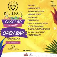 Regency: Carnival Last Lap