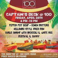 Captain's Deck @ 100