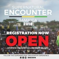 Supernatural Encounter 2018