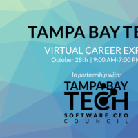 Tampa Bay Tech VIRTUAL Career Expo