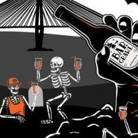 2nd Annual Halloween Bar Crawl on King Street ($1,000 costume contest!)