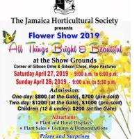 Flower Show 2019: All Things Bright & Beautiful