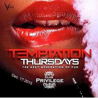 Temptation Thursday's