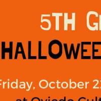 5th Grade Halloween Dance