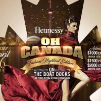 Oh Canada,Fashion NightOut Edition