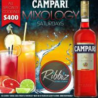 CAMPARI Mixology Saturdays