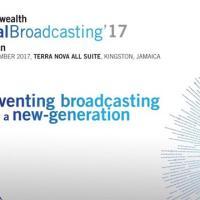 Commonwealth Digital Broadcasting Caribbean Forum 2017