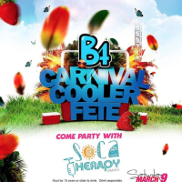 B4 Carnival Cooler Fete