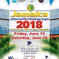 Jamaica Alternative Energy Expo 2018