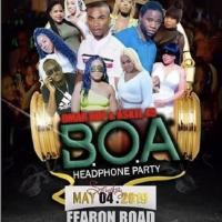 BOA-Head Phone Party