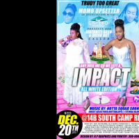 Any Weh We Go We Lef a Impact