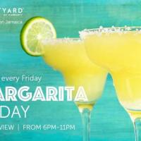 Margarita Fridays