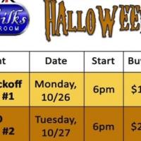 $7,5000 Halloween Mini Series-PLO Event #2!