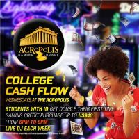 College Cash Flow