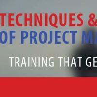 Techniques & Practices of Project Management