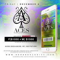 Aces Exclusive Night