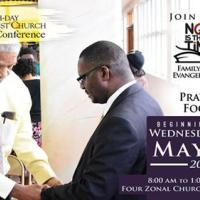 Forty Days of Fasting and Prayer