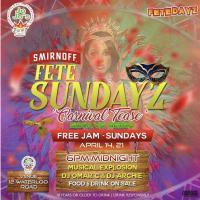 Fete Sundayz: Carnival Tease