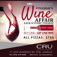 Tuesdays Wine Affair