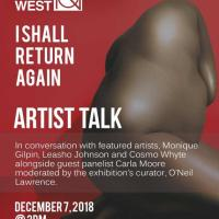 I Shall Return Again- Artiste Talk