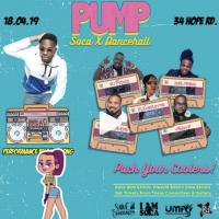 Pump: Soca & Dancehall