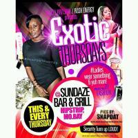Exotic Thursdays