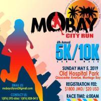 Mobay City Run: Run/Walk