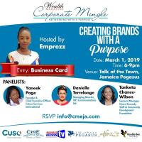 Wealth Magazine Corporate Mingle - Creating Brands With A Purpose