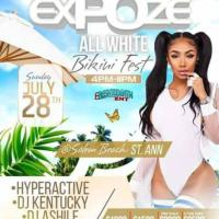 Expose: All White