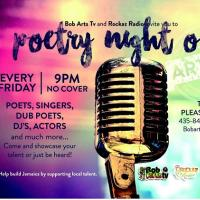 Poetry Night out