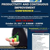 Productivity and Continuous Improvement Conference