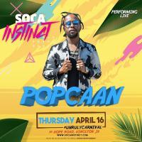 Soca Instinct Jamaica Carnival