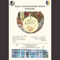 Holy Childhood Brunch on the Green