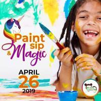 Paint Sip & Magic