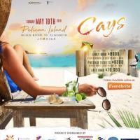 Cays Pelican Island