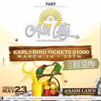 A.M City: All White Breakfast Party