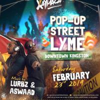 Xaymaca Pop-Up Street Lyme