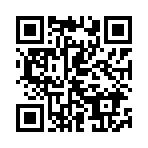QR for Miss St. Mary Festival Queen Coronation 2019
